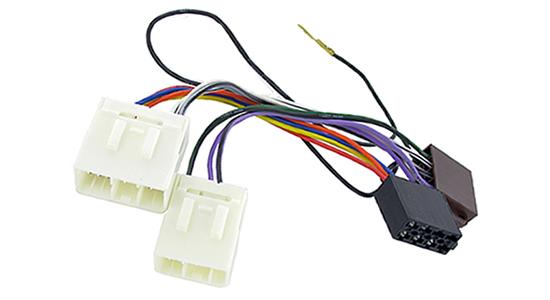 mazda xedos 6 cd radio stereo wiring harness adapter lead loom iso converter ebay