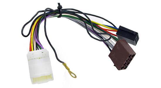 nissan almera tino car stereo radio wiring harness adapter elsavadorla